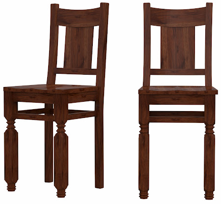 Farmhouse Barstool in Temperance Walnut