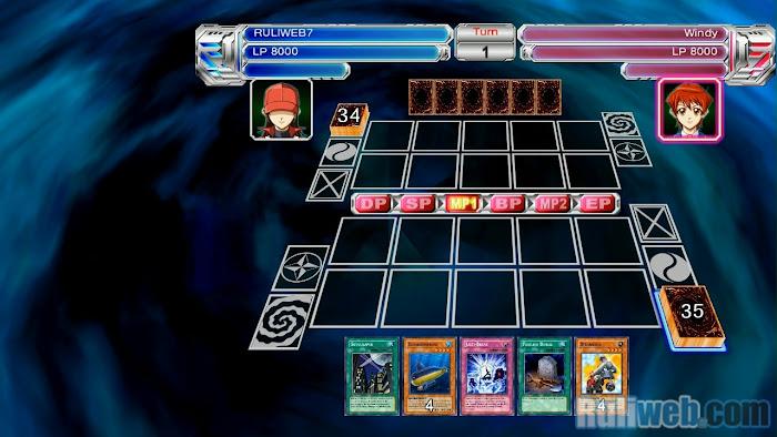 Thử nghiệm Yugi Oh 5DS phiên bản PS 3 - Ảnh 3