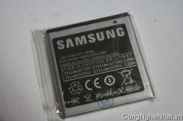 Pin Chính hãng cho SamSung Galaxy S1
