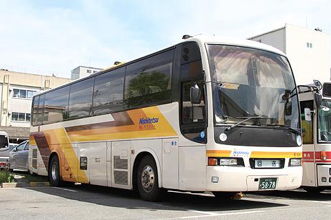 西鉄高速バス「桜島号」夜行便 3241