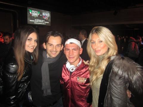 Dolce & Gabbana Italia Thunder - Ukraine Otamans per 4-1