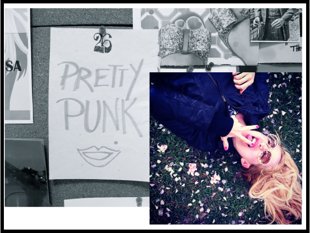 Chaos to Couture: Girly Punk