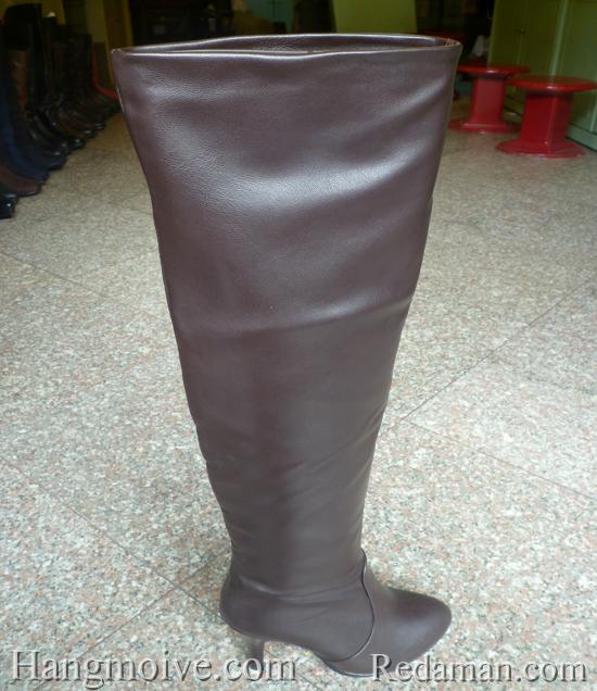 Boots cao cổ quá đầu gối 8 - Chỉ với 860.000đ