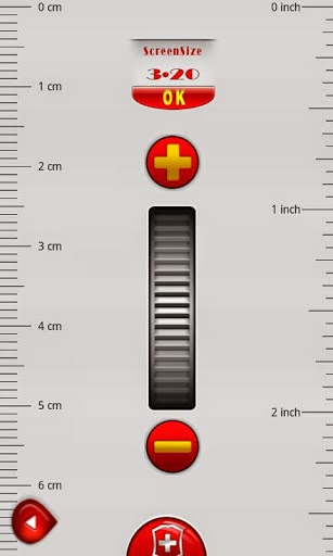 Cross Vertical Measure