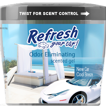 Who is REFRESH CAR?