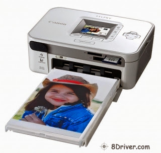 download Canon SELPHY CP740 printer's driver
