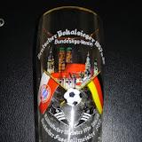 Mein ältestes Bayern-Glas (1966)