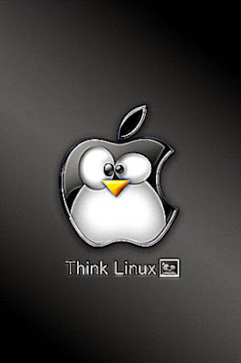 Think Linux Iphone Wallpaper iPhone 5S and iPhone 6 Wallpapers iOS