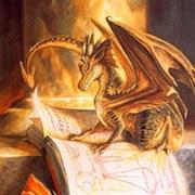дракон снился