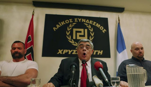 Holocaust Denial And The Golden Dawn Image