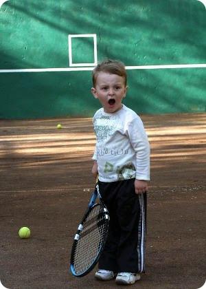 Детско-юношеский турнир по теннису