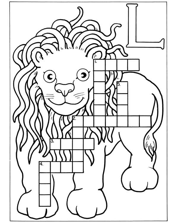 Printable 17 Roaring Lion Coloring Pages 7605