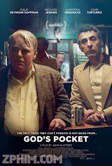 Ván Bài Của Chúa - God's Pocket (2014) Poster