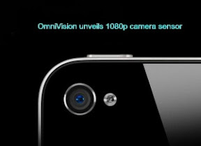 OmniVision 1080p camera sensor Nokia PureView 808: Smartphone with 41MP camera sensor!