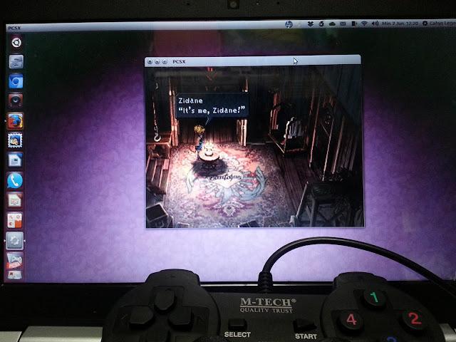 Game Ubuntu