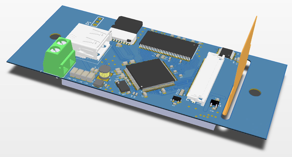 Embedded Linux on a 2-Layer Board! - DZone IoT