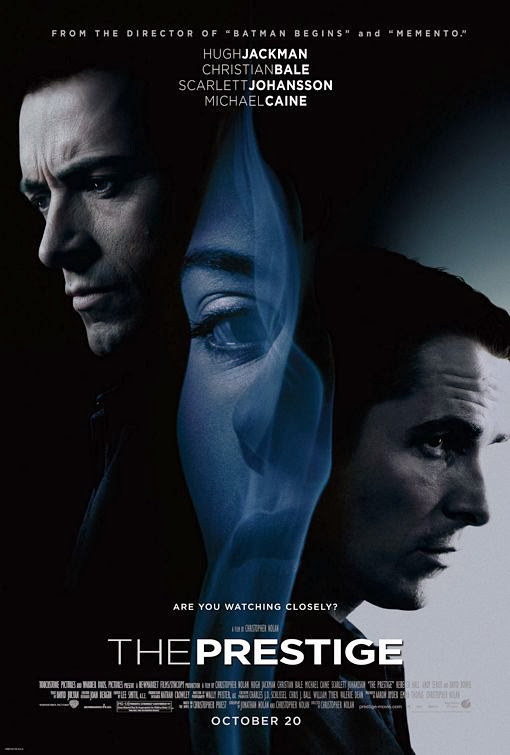 Poster Of The Prestige (2006) Full Movie Hindi Dubbed Free Download Watch Online At Alldownloads4u.Com