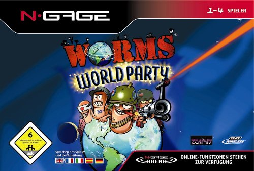Worms World Party PC Hileleri