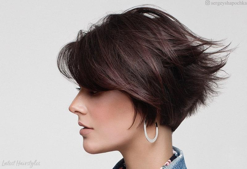 Image result for wedge short haircut