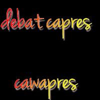 Jadwal Paling Seru Debat Capres-Cawapres 2014