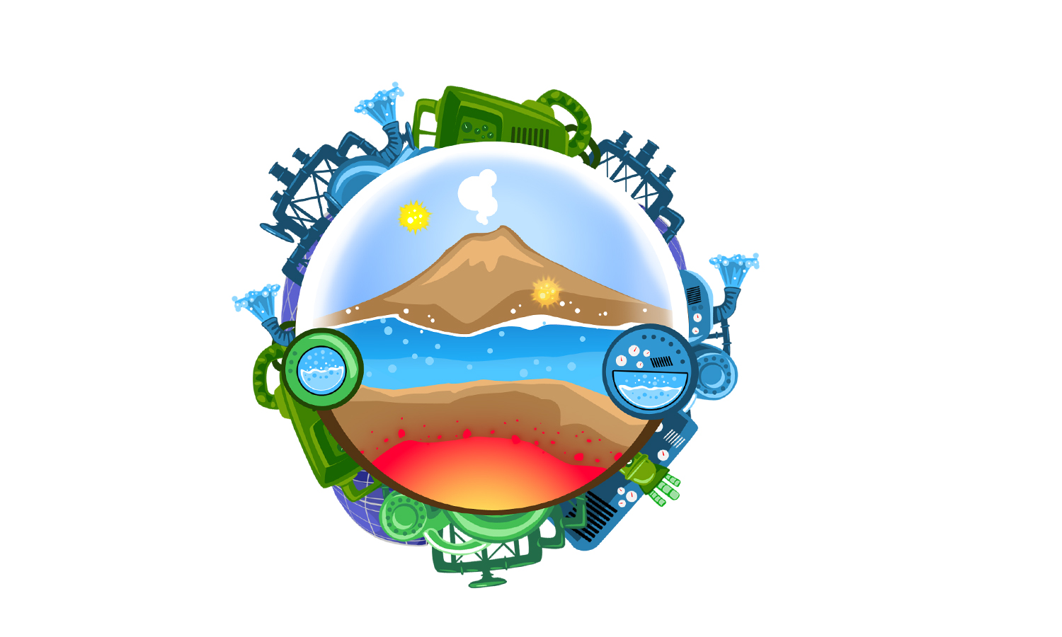 Geothermal Energy For Kids These include solar energy,