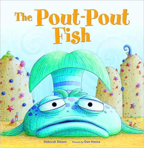 365 great children 39 s books day 10 the pout pout fish for Fish children s book
