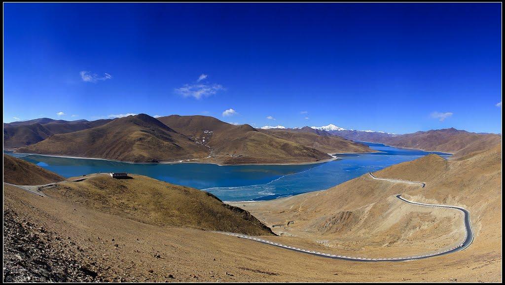 天 路 ~ 滇川藏線~青藏鐵路