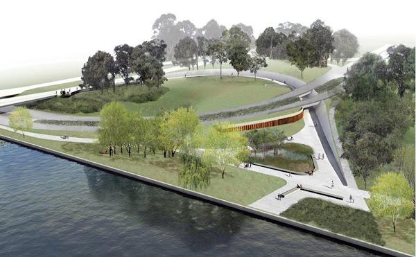 Bowen Place underpass plan