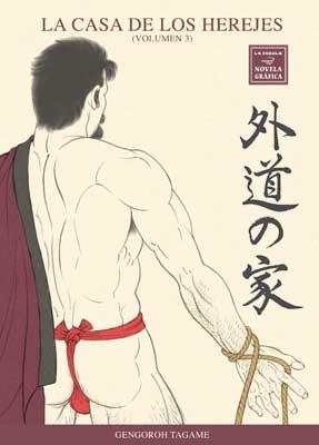 La casa de los herejes - Gengoroh Tagame
