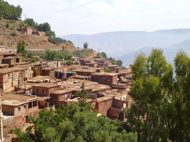 Les oasis du sud Marocain