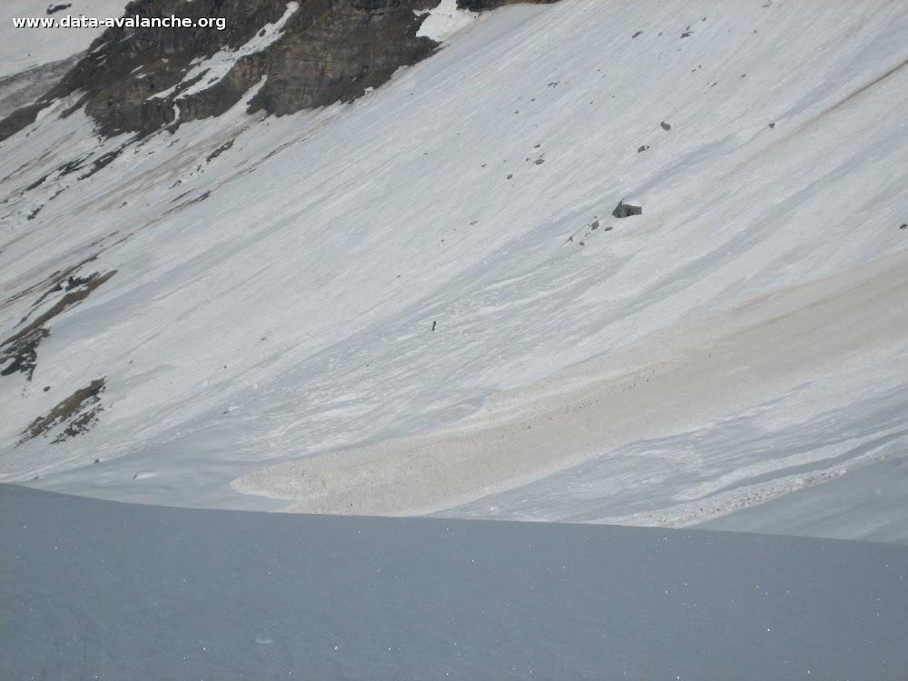 Avalanche Haut Giffre, secteur Les Avoudrues - Photo 1
