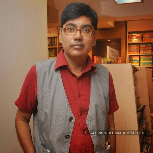 Sudipto Chattopadhyay at the music release of the film HIgh Way, in Kolkata.  <br /> <br />