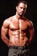 Jud Dean - Male Fitness Model Perfect Abs