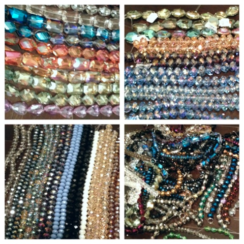 organized chaos tucson bead show and to bead true blue