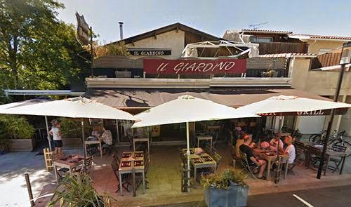 Il Giardino in Cap-Ferret in Frankrijk
