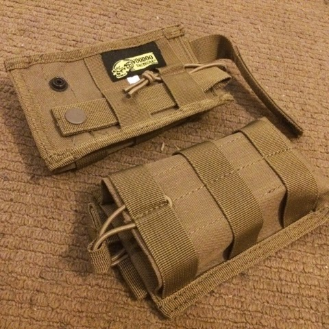 ApocalypseEquipped  Review  Voodoo Tactical - Open Top Single Magazine Pouch 160954ffa2793