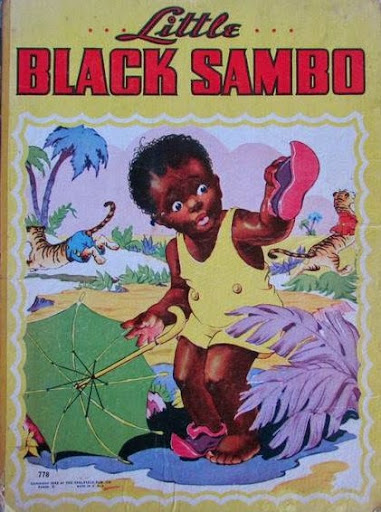 Black Doll Collecting: BDHT: Little Black Sambo's True Ethnicity