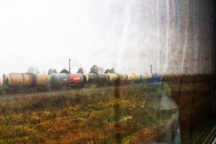 Russian railways cargo