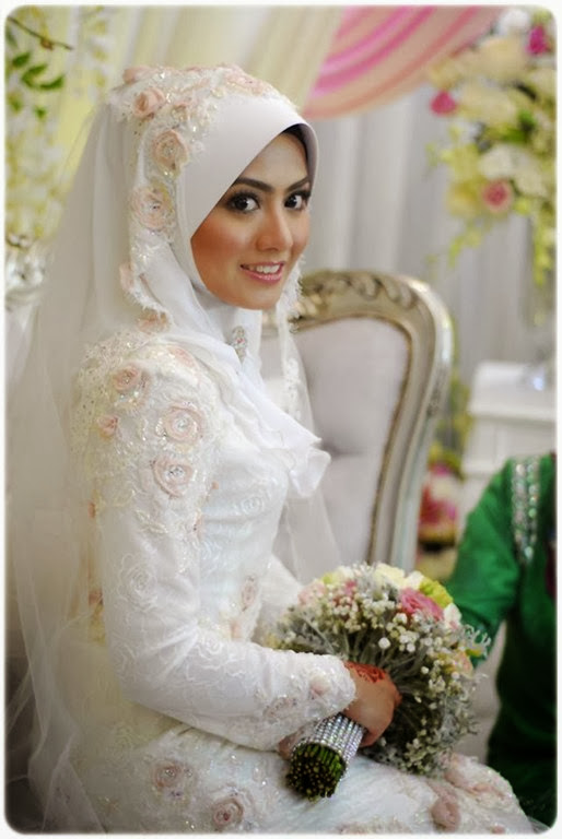 1000+ Images About Muslim Wedding Dresses On Pinterest