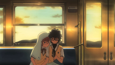 Ano Natsu de Matteru Episode 12 Screenshot 4