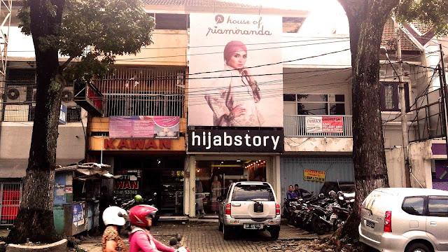 Hijab Story di Malang