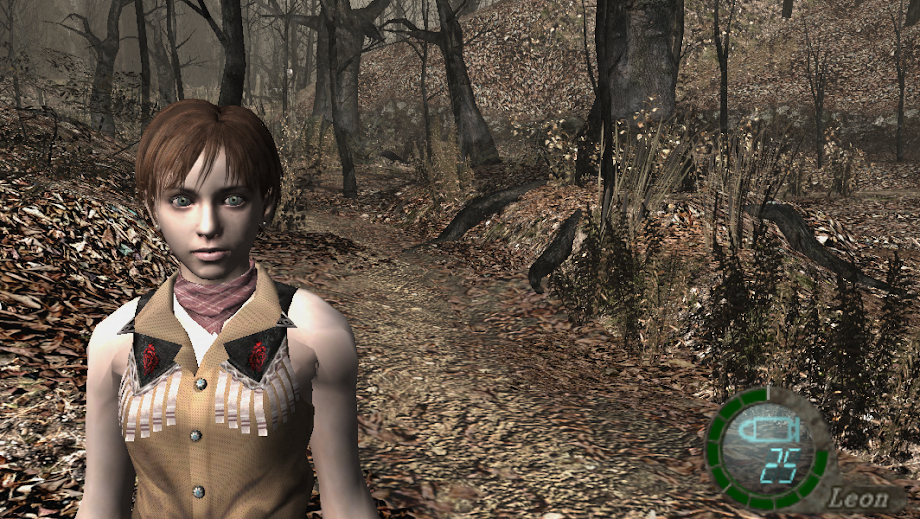 Paquete Rebecca Chambers HD  Game+2013-03-04+18-46-21-11
