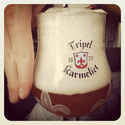 Stefan en zijn bier