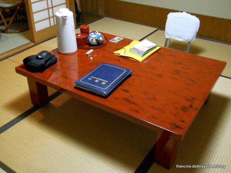Le superbe ryokan Aobachaya de Nara