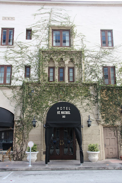 Boutique Hotel Coral Gables | Hotel St. Michel at 162 Alcazar Ave, Coral Gables, FL