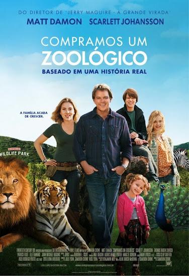 Download - Compramos um Zoológico - DVDRip AVI Dual Audio + RMVB Dublado