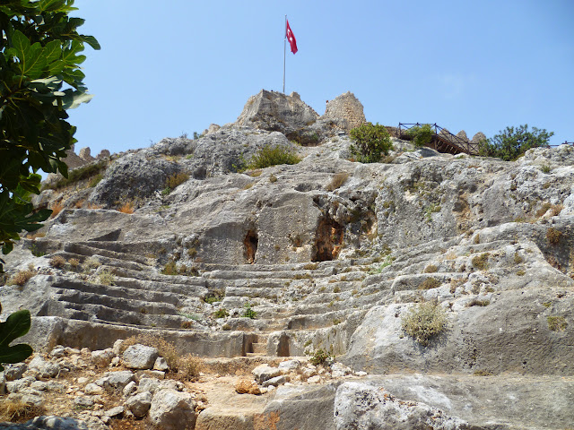 Crusader Castle at Kalekoy