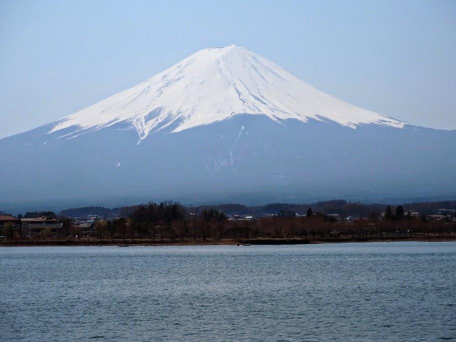 kawaguchiko fuji