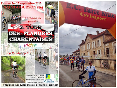 French Village Diaries Tour des Flandres Charentaises Poitou-Charentes cycling