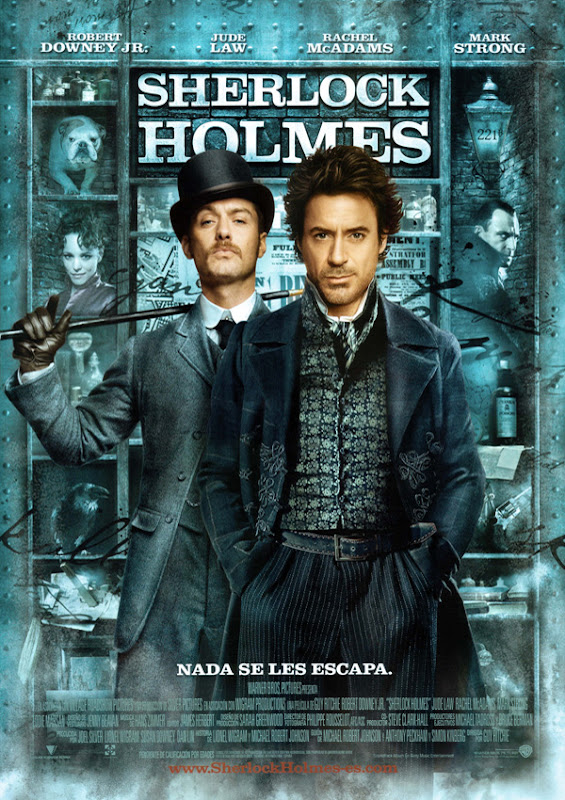 Sherlock Holmes (Guy Ritchie, 2.009)